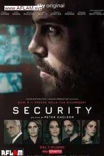 فيلم Security 2021 مترجم اون لاين