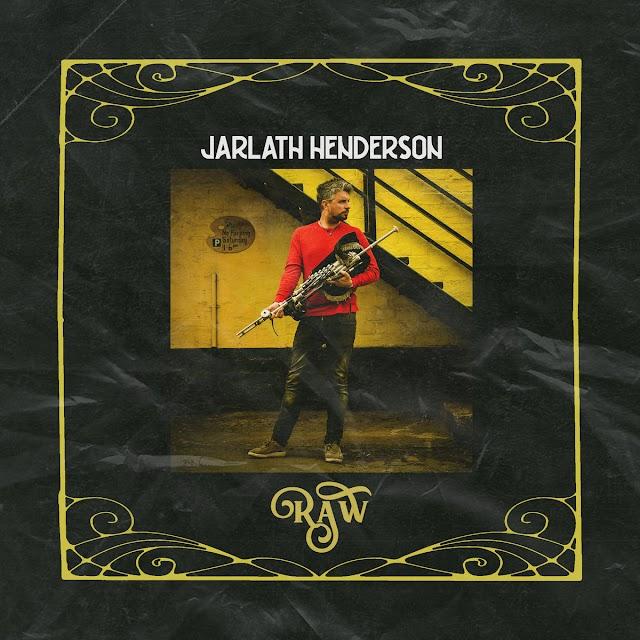 """Stream & Purchase """"Raw"""" album by Jarlath Henderson [Acoustic Folk]"""