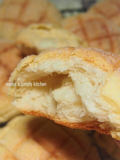 resep melon pan
