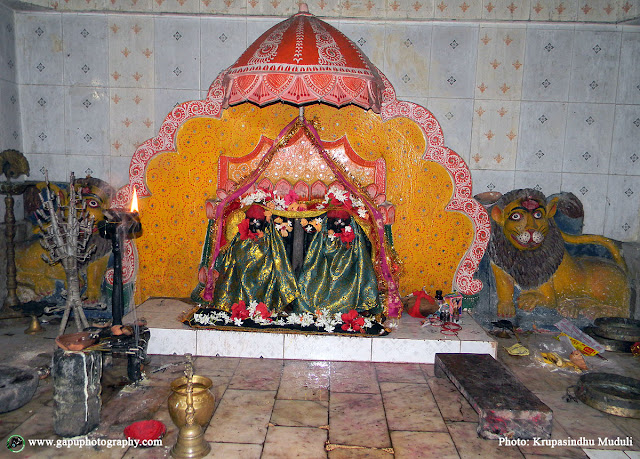 Idol of Maa Barunei and Karunei of Khordha