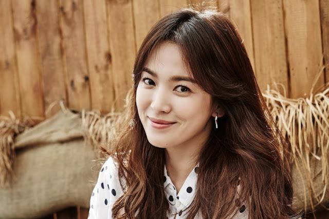 Profil, Fakta, Drama/Film, dan Penghargaan yang pernah didapat Song Hye Kyo