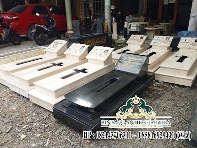 Model Kuburan Makam Minimalis