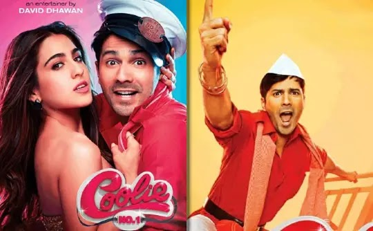 Coolie No 1 movie (2020) Reviews, cast and release date