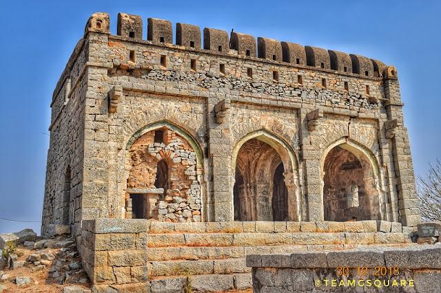 Raichur Fort /  ರಾಯಚೂರ ಕೋಟೆ