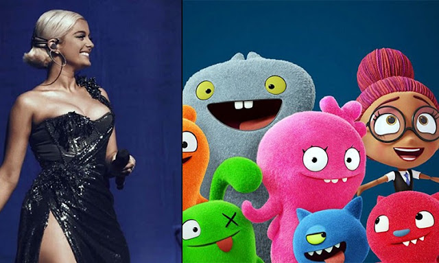 Bebe Rexha is part of the animated movie Ugly Dolls