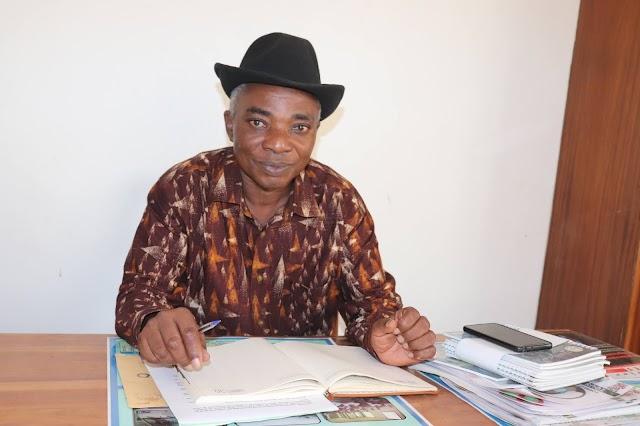 Tsikplonou  Mokli Ephrem, Porte-parole de la Coordination  des centrales syndicales  du Togo (CCST) : « Un nouveau code est nécessaire et obligatoire dans tout pays civilisé »