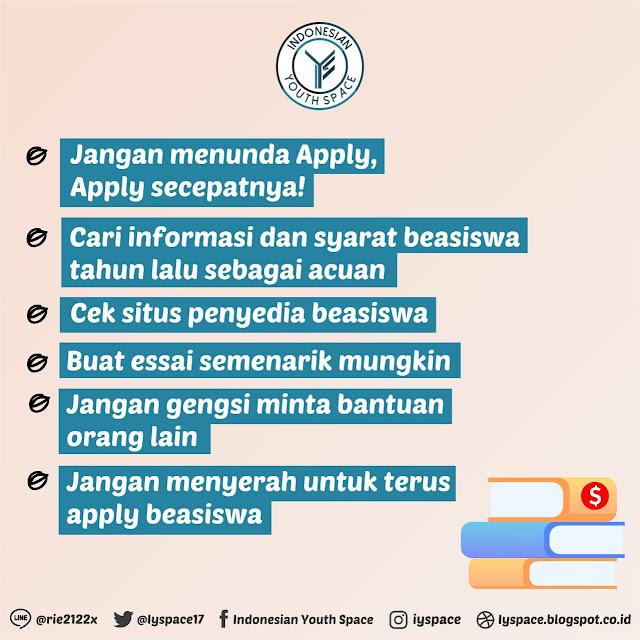 Tips Mudah Mendapatkan Beasiswa