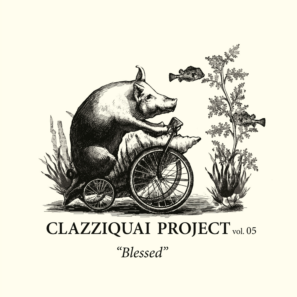 Clazziquai Project  – Blessed (FLAC + ITUNES MATCH AAC M4A)