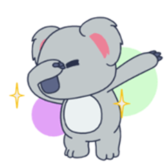 Koala Imut - Animated