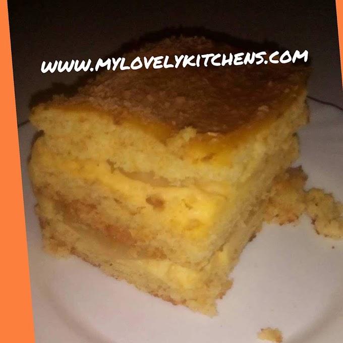 Torta sa kruskama - Cake with pears