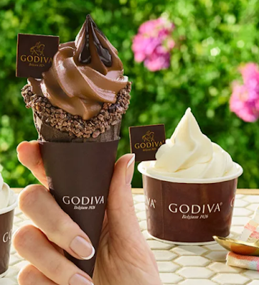 Godiva Chocolate Ice Cream Valentines Day Gift Idea for Her