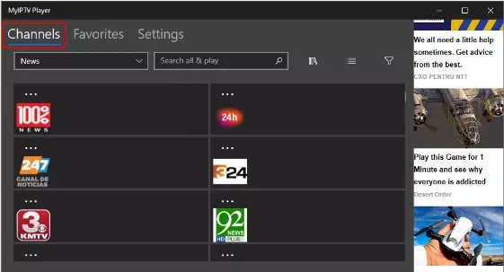 Cara Menggunakan MyIPTV Player di Windows 10 PC-4
