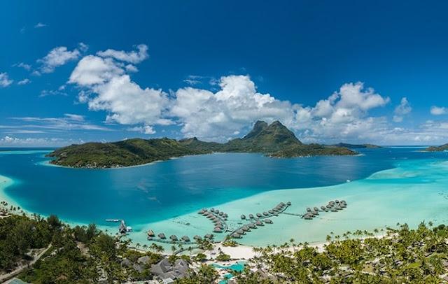 Tahiti dan Polinesia Prancis