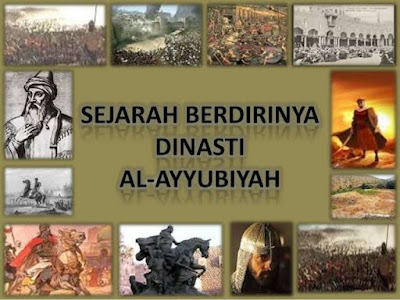 Makalah SEJARAH PERADABAN ISLAM  DINASTI AYYUBIYAH
