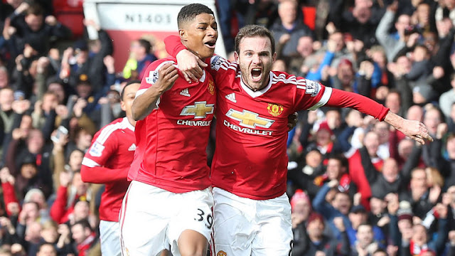 Marcus Rashford, Prediksi Manchester United vs Arsenal, EPL 2016/2017 GW 12