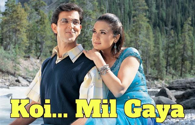 Koi... Mil Gaya Title Song Lyrics - Udit Narayan, Chitra