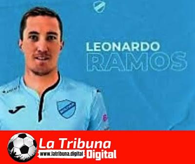 Leonardo Ramos vuelve al 11 titular