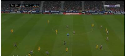 اهداف مباراة اتلتيكو مدريد وفياريال