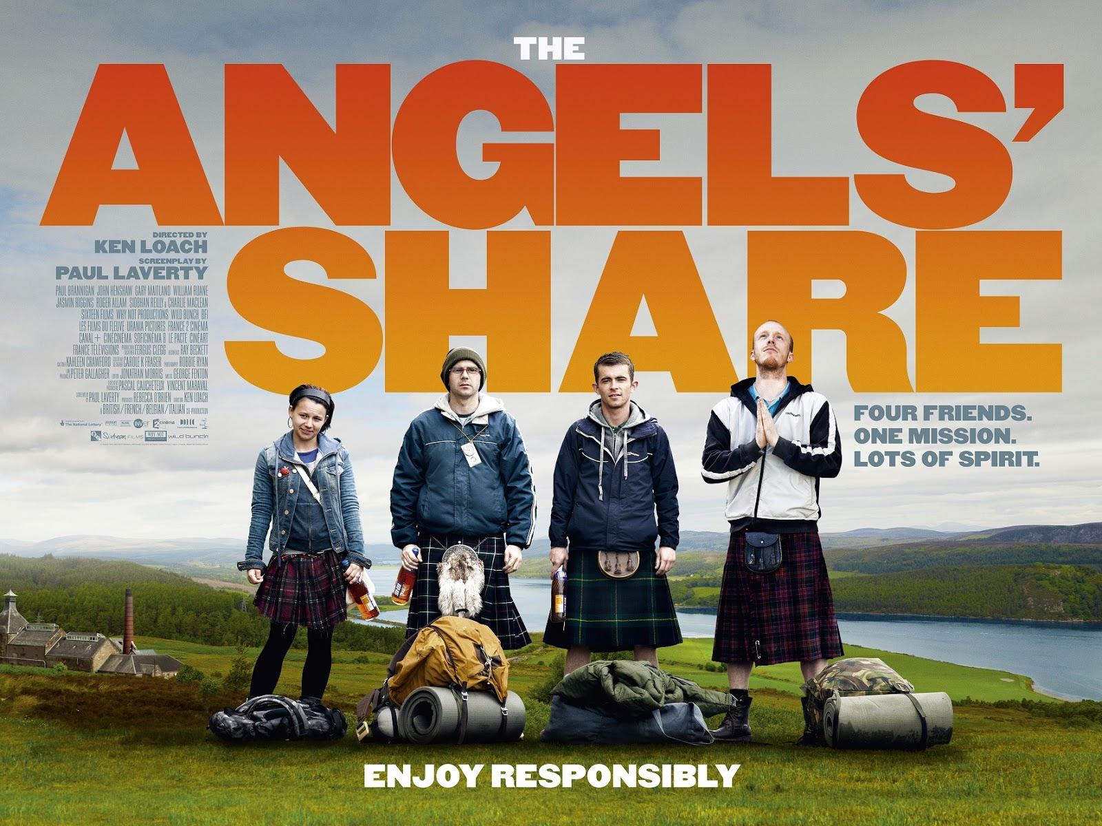 theangelsshare poster