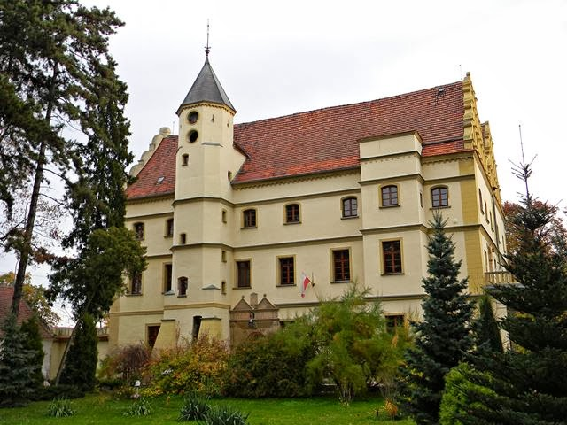 polskie zamki i pałace, perełka architektury, Głogów
