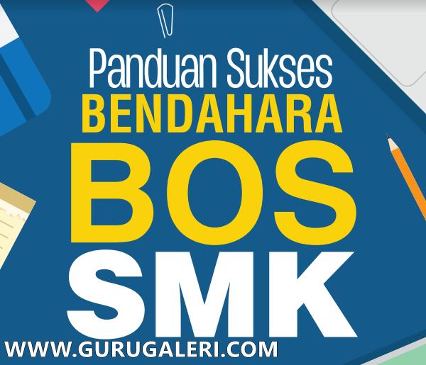 Buku Panduan BOS SMK 2016