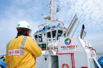 KT Hang Tuah VIII Perkuat Layanan Tunda di Pelabuhan Kuala Tanjung
