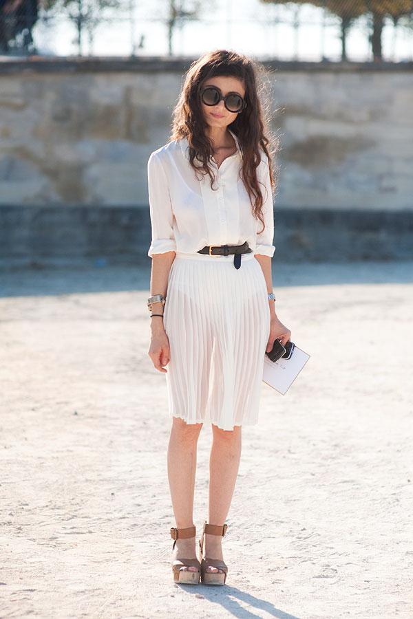 b8ef2fa7578 Paris Fashion Week SS 2012...Natalia - Clothing for Plus Size