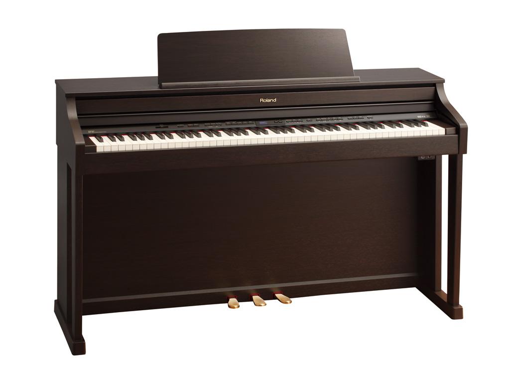 dan piano dien roland hp-505