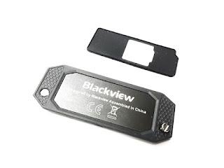 Tutup Simcard Blackview BV6000 BV6000S Plus Baut Rubber Original