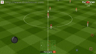 Download FTS 18 Mod by Kenit Apk + Data Obb