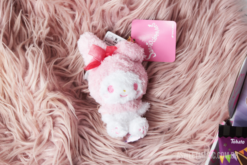 Pelucia My Melody - Kawaii Box Review