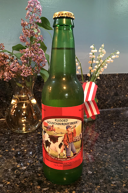 Rugged Mountain Root Beer