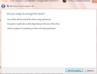 Cara mengunci usb flashdisk menggunakan bitlocker to go