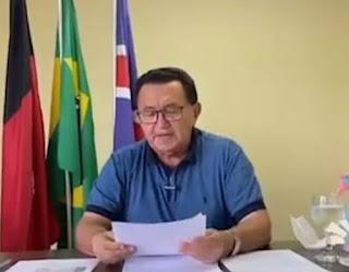 ALERTA: Criminoso usa número telefônico e se passa por prefeito de Alagoa Grande