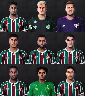 PES 2021 Brasileiro FacePack 2
