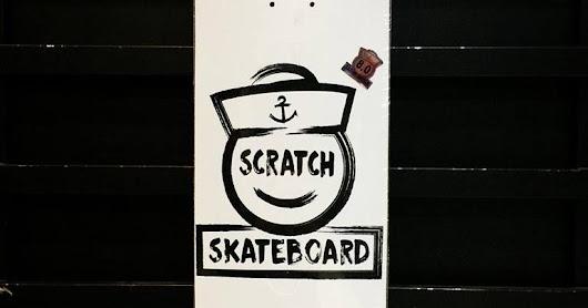 SCRATCH SKATEBOARDS 2018