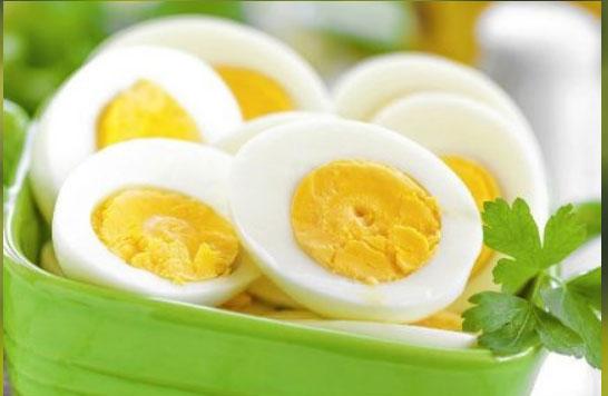 Dieta del huevo cocinado