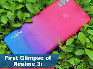 First-glimpse-of-Realme-3i