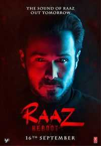Raaz Reboot 2016 Hindi 300mb Download DVDScr XviD