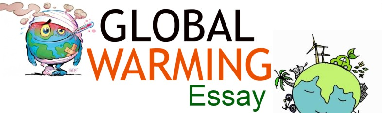 How to write an essay on global warming