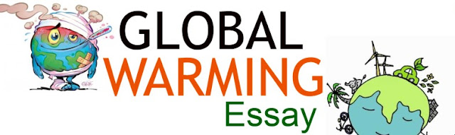 Global Warming Essay in English 500 words