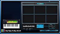 Alesis sample pad8 - Bateria Virtual - Online