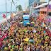Paraná Pesquisas: Salvador tem o Carnaval mais animado do Brasil
