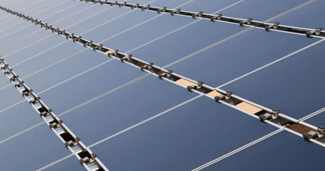 Trump applies tariffs to solar panels, washing machines
