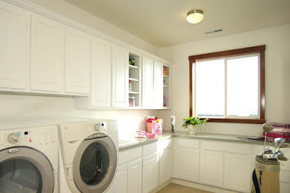 41 Fresh Ideas For Laundry Room Design