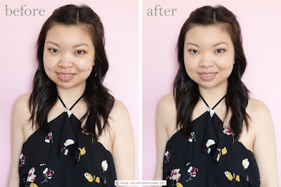Revlon ColorStay Full Cover Matte Foundation in 220 Natural Beige Before After Review
