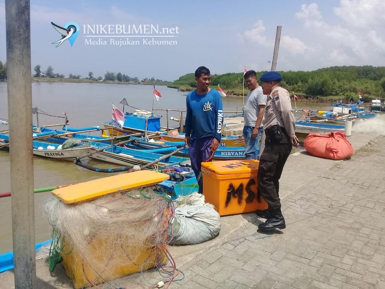 Nelayan Kebumen Diminta Sering Cuci Tangan dengan Sabun