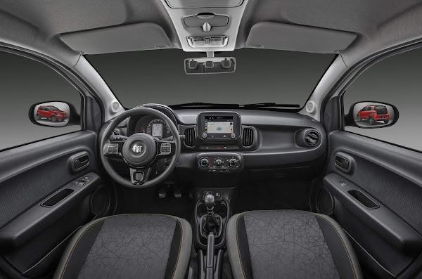 Fiat Mobi chega à linha 2022: fotos, preços e detalhes