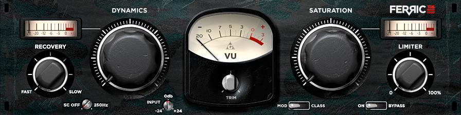 Ferric TDS 1.5.1 VST Plugin Download