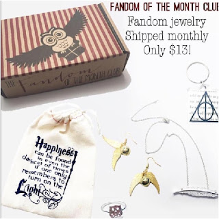 Fandom of the Month Club Subscription Box